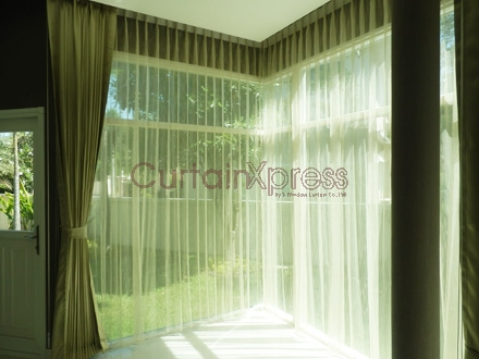 Pleat Curtain